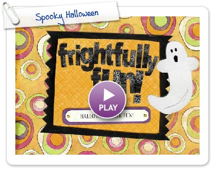 Click to play this Smilebox slideshow: Spooky Halloween
