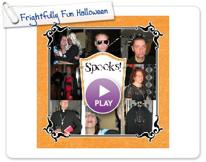 Click to play this Smilebox scrapbook: Frightfully Fun Halloween Party 2009