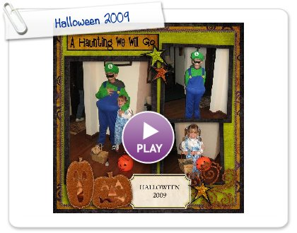 Click to play this Smilebox scrap pages: Halloween 2009