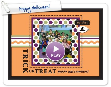 Click to play this Smilebox scrapbook: Happy Halloween!
