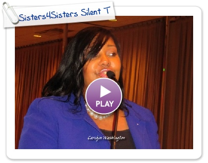 Click to play this Smilebox slideshow: Sisters4Sisters Silent Tear