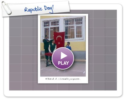 Click to play this Smilebox slideshow: Republic Day!