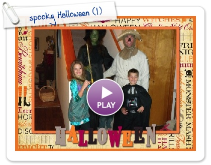 Click to play this Smilebox scrapbook: spooky Halloween