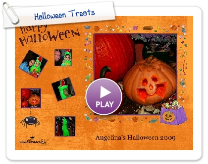 Click to play this Smilebox postcard: Halloween Treats