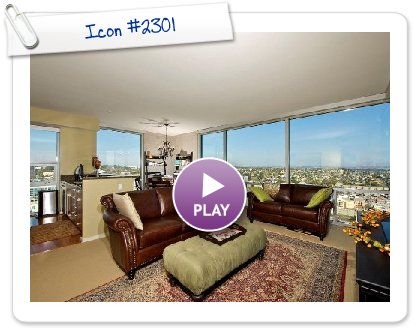 Make A Smilebox Slideshow This Is 92101 Urban Livings New Featured  Property: 23rd Floor Downtown San Diego Penthouse Level Corner Unit With  UNOBSTRUCTED ...