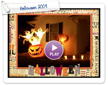 Click to play this Smilebox scrapbook: Halloween 2009