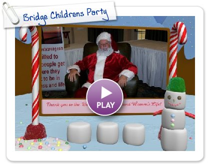 Click to play this Smilebox slideshow: Bridge Childrens Party