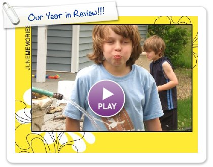 Click to play this Smilebox slideshow: Our 2009v Year in Review!!!