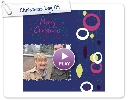 Click to play this Smilebox photobook: Christmas Day 09