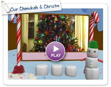 Click to play this Smilebox slideshow: Our Chanukah & Christmas