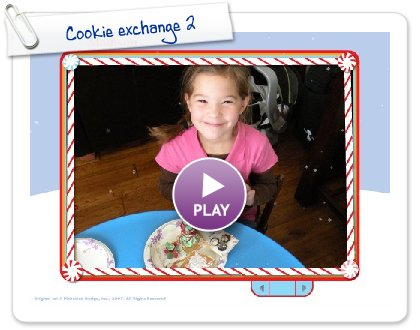 Click to play this Smilebox slideshow: Cookie exchange 2