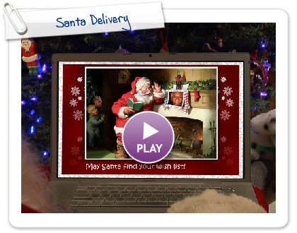 Click to play this Smilebox slideshow: Santa Delivery to Savanah!