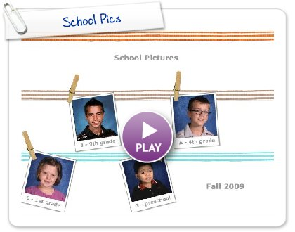 Click to play this Smilebox collage: School Pics