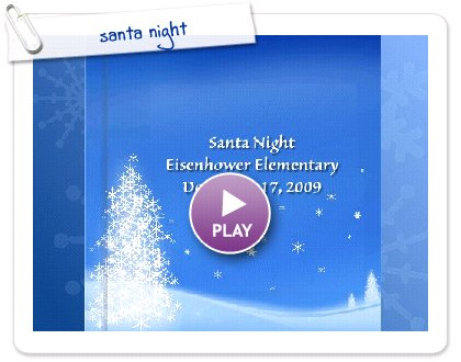 Click to play this Smilebox photobook: santa night