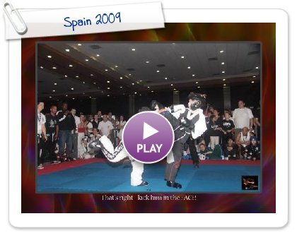 Click to play this Smilebox slideshow: Spain 2009