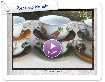 Click to play this Smilebox slideshow: Porcelana Pintada