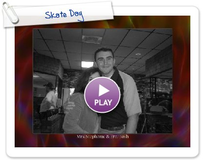 Click to play this Smilebox slideshow: Skate Day