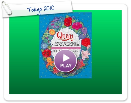 Click to play this Smilebox slideshow: Tokyo 2010
