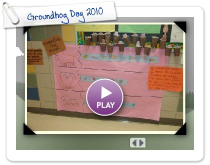 Click to play this Smilebox greeting: Groundhog Day 2010