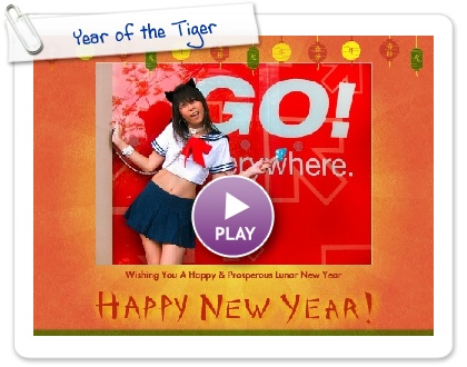 Click to play this Smilebox slideshow: Year of the Tiger