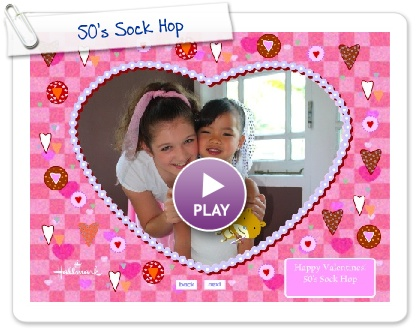 Click to play this Smilebox slideshow: 50's Sock Hop