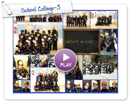 Click to play this Smilebox collage: School Collage-3