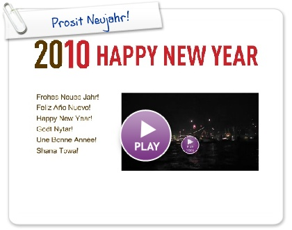 Click to play this Smilebox invite: Prosit Neujahr!