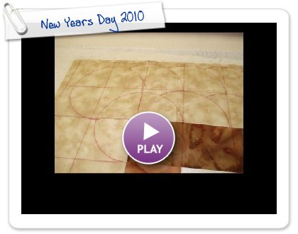 Click to play this Smilebox slideshow: New Years Day 2010