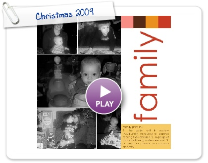 Click to play this Smilebox photobook: Christmas 2009