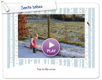 Click to play this Smilebox slideshow: Santa babes