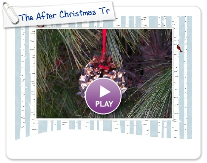 Click to play this Smilebox slideshow: The After Christmas Tree
