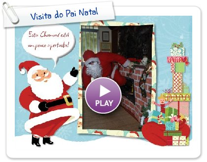 Click to play this Smilebox slideshow: Visita do Pai Natal