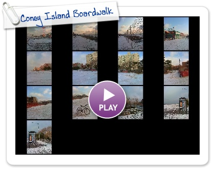 Click to play this Smilebox slideshow: Coney Island Boardwalk
