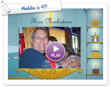 Click to play this Smilebox slideshow: Maddie is 4!!!