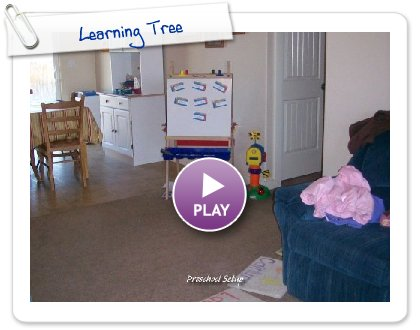 Click to play this Smilebox slideshow: Learning Tree
