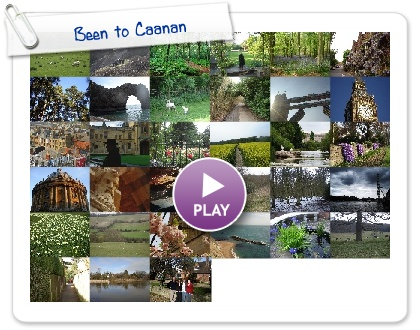 Click to play this Smilebox slideshow: Been to Caanan