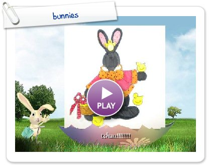 Click to play this Smilebox slideshow: bunnies