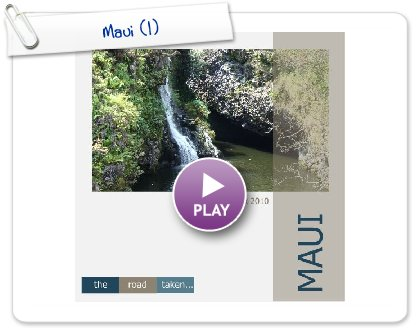 Click to play this Smilebox photobook: Maui
