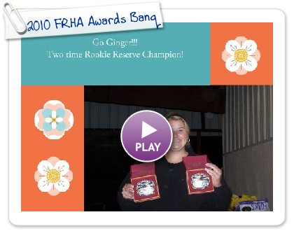 Click to play this Smilebox slideshow: 2010 FRHA Awards Banquet