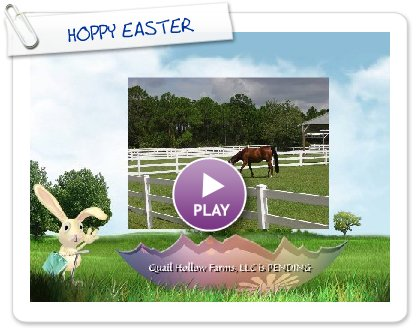 Click to play this Smilebox slideshow: HOPPY EASTER