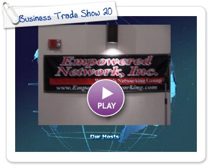 Click to play this Smilebox slideshow: Business Trade Show 2010
