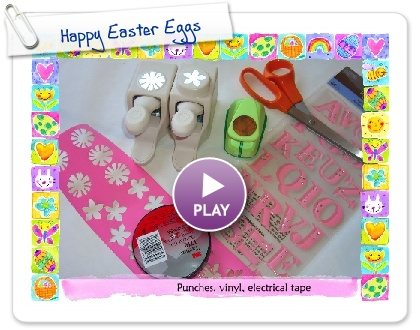 Click to play this Smilebox greeting: Happy Easter Eggs