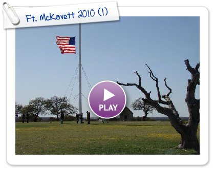 Click to play this Smilebox slideshow: Ft. McKavett 2010