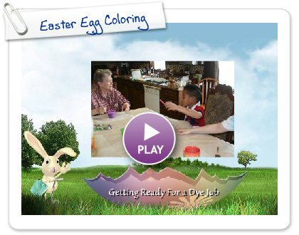 Click to play this Smilebox slideshow: Easter Egg Coloring