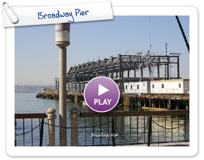 Make A Smilebox Slideshow 92101 Urban Living Is Still Following The  Development Of The New Broadway Pier Cruise Ship Terminal That Is Located  In The ...