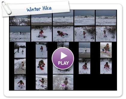 Click to play this Smilebox slideshow: Winter Hike