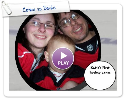 Click to play this Smilebox slideshow: Canes vs Devils
