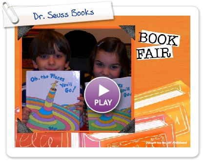 Click to play this Smilebox slideshow: Dr. Seuss Books