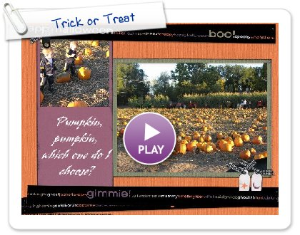 Click to play Trick or Treat