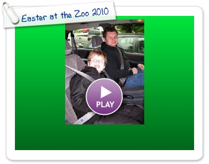 Click to play this Smilebox slideshow: Easter at the Zoo 2010